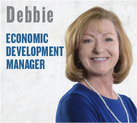 Debbie - Economic Development Manager