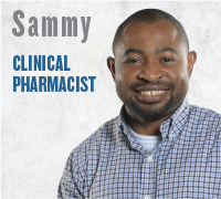 Sammy - Clinical Pharmacist