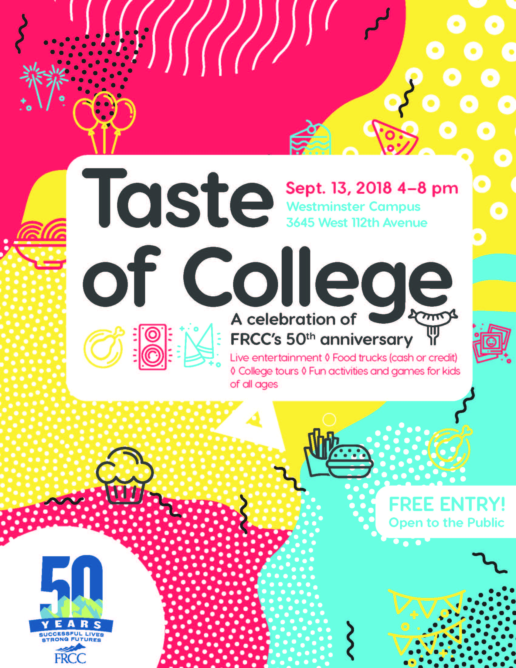 Taste of College poster-FINAL