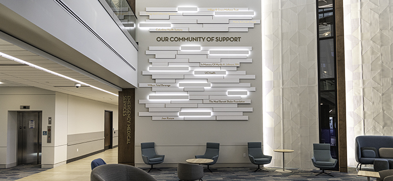 FRCC HCCC - Donor Wall